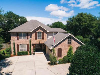 Gulf Breeze Single Family Home For Sale: 1176 Old Trail