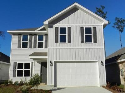 Pensacola Single Family Home For Sale: 5764 Blackhorse Cir