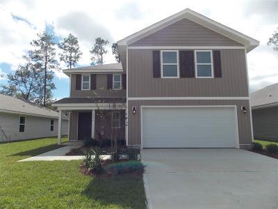 Pensacola Single Family Home For Sale: 5846 Blackhorse Cir