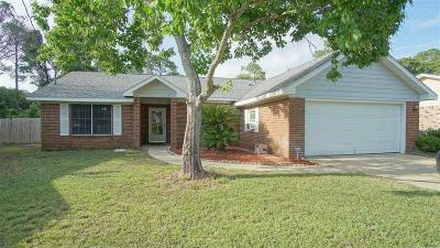 Pensacola Single Family Home For Sale: 1225 Bridge Creek Ter