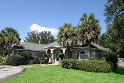 Gulf Breeze Single Family Home For Sale: 2557 Mary Fox Dr