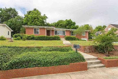 Pensacola Single Family Home For Sale: 2719 Blackshear Ave