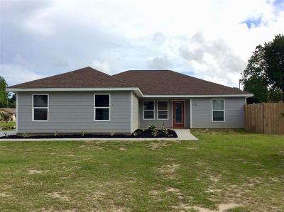 Pensacola Single Family Home For Sale: 4735 Lanett Dr
