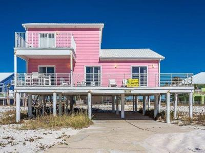 Navarre Beach Single Family Home For Sale: 8022 Gulf Blvd