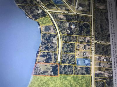 Escambia County, Santa Rosa County Residential Lots & Land For Sale: Lots 1-3 Lakeside Dr