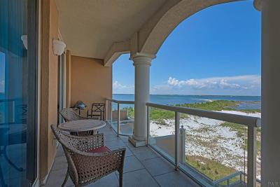 Pensacola Beach Condo/Townhouse For Sale: 2 Portofino Dr #603