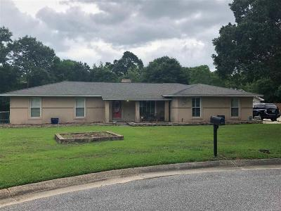 Cantonment Single Family Home For Sale: 2696 Broome Cir