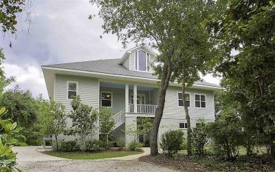 Gulf Breeze Single Family Home For Sale: 4815 Soundside Dr