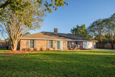 Pensacola Single Family Home For Sale: 3510 Firestone Blvd
