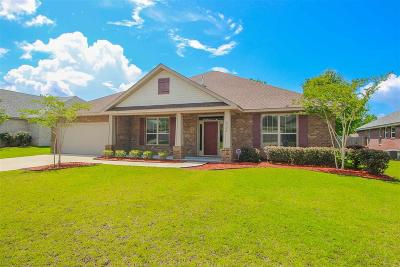 Pensacola Single Family Home For Sale: 6379 Cattle Dr