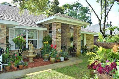 Gulf Breeze Single Family Home For Sale: 1465 Nantahala Beach Rd