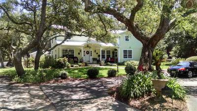 Pensacola Single Family Home For Sale: 14887 Innerarity Pt Rd
