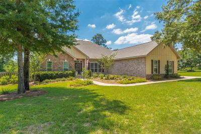 Pensacola Single Family Home For Sale: 8261 Foxtail Loop