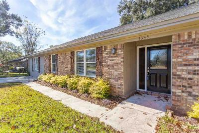 Cantonment Single Family Home For Sale: 3335 Eagle St