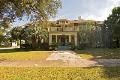 Pensacola Condo/Townhouse For Sale: E 1225 Blount St #4