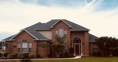 Gulf Breeze Single Family Home For Sale: 3803 Tiger Point Blvd