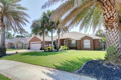 Gulf Breeze Single Family Home For Sale: 1555 Cypress Bend Trl