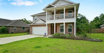 Pensacola Single Family Home For Sale: 9944 Boxelder Blvd
