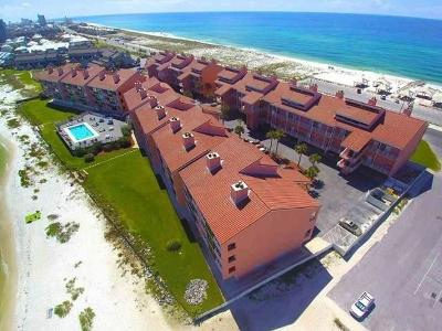 Pensacola Beach Condo/Townhouse For Sale: 1390 Ft Pickens Rd #255