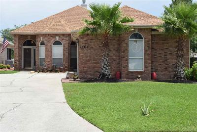 Gulf Breeze Single Family Home For Sale: 1404 Champions Green Dr