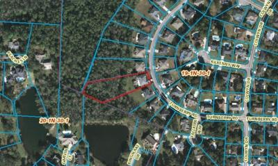 Cantonment Single Family Home For Sale: 465 Turnberry Rd