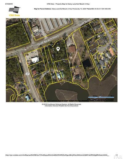 Perdido Key Residential Lots & Land For Sale: Gulf Beach Hwy