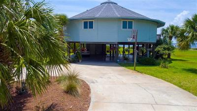 Pensacola Beach Single Family Home For Sale: 803 Rio Vista Dr