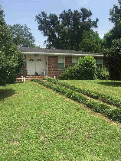 Pensacola Single Family Home For Sale: E 1822 Whaley Ave
