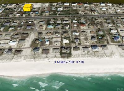 Pensacola Beach Residential Lots & Land For Sale: 1112 Panferio Dr
