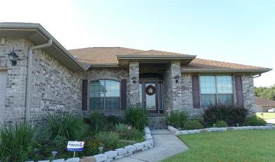 Cantonment Single Family Home For Sale: 1294 Wadcutter Ct