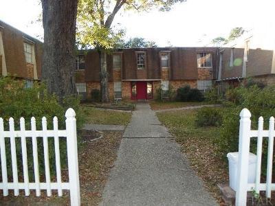 Pensacola Condo/Townhouse For Sale: 8101 Tippin Ave #H