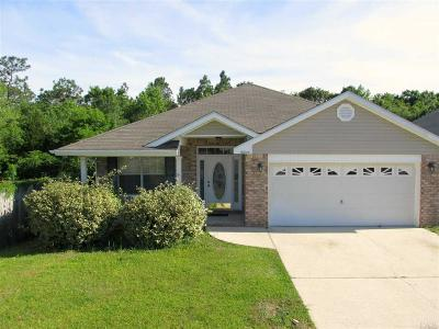 Pensacola Single Family Home For Sale: 10344 Vintage Dr