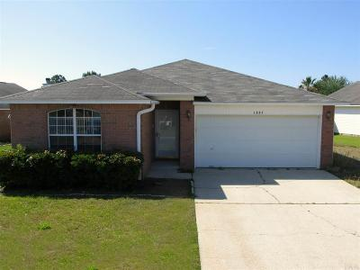 Gulf Breeze Single Family Home For Sale: 1937 Reserve Blvd