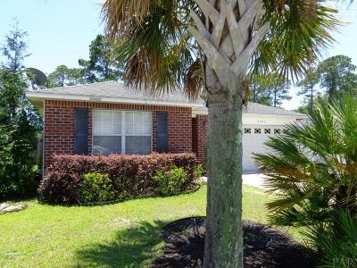 Navarre Single Family Home For Sale: 2026 Catline Cir