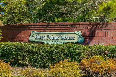 Gulf Breeze Residential Lots & Land For Sale: 9b Manor Cir