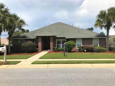 Pensacola Single Family Home For Sale: 1008 Black Walnut Trl