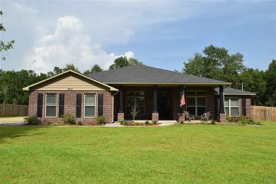 Milton Single Family Home For Sale: 8304 Hwy 89