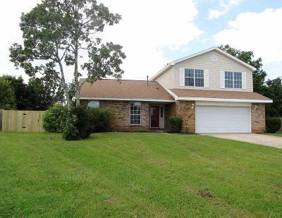Pensacola Single Family Home For Sale: 4023 Shorewood Dr