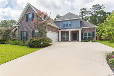 Pensacola Single Family Home For Sale: 920 Legacy Oaks Dr