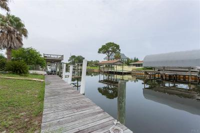 Gulf Breeze Single Family Home For Sale: 933 Coronado Dr