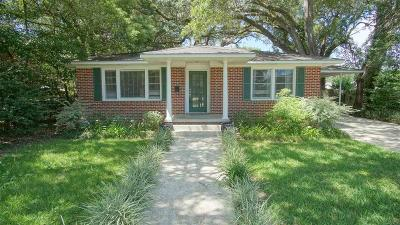Pensacola FL Single Family Home For Sale: $229,500