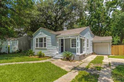 Pensacola Single Family Home For Sale: W 602 Lakeview Ave
