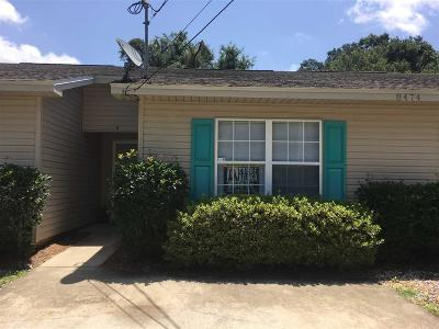 Pensacola Condo/Townhouse For Sale: 8474 Kipling St #B