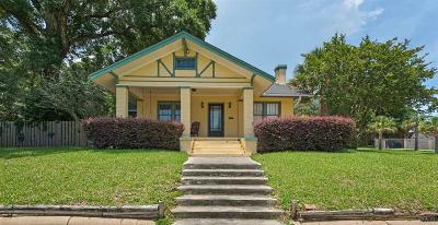 Pensacola Single Family Home For Sale: E 1826 Lee St