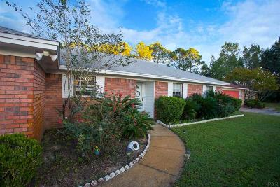 Pensacola Single Family Home For Sale: 11110 Pine Hill Dr