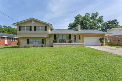 Pensacola Single Family Home For Sale: E 1302 Hatton St