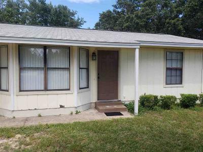 Gulf Breeze Single Family Home For Sale: 1638 Brookwood Cir