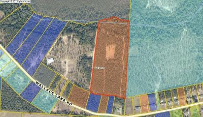 Pace Residential Lots & Land For Sale: Lot A1-N Wallace Lake Rd