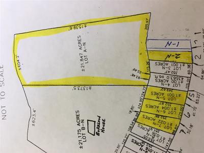 Pace Residential Lots & Land For Sale: Lot 7 Wallace Lake Rd