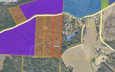Pace Residential Lots & Land For Sale: Lot 1-S Wallace Lake Rd